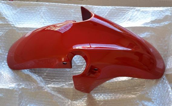 Paralama Dianteiro Cb300 Vermelha 2009 2010 2011 2012