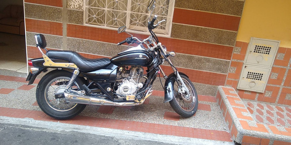 Vendo Moto Avenger Modelo 2015 $5,000,000