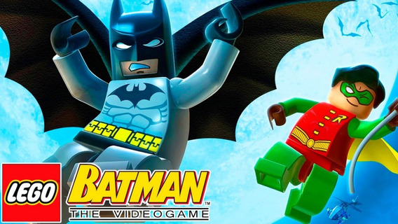 Lego Batman Steam Key 100% Original Pc Imediato