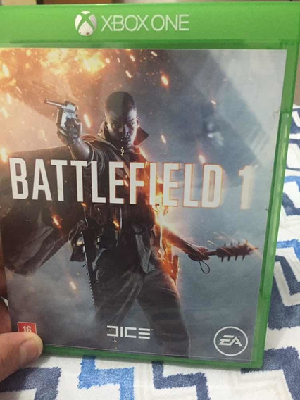 Battlefield 1 Xbox One Mídia Física