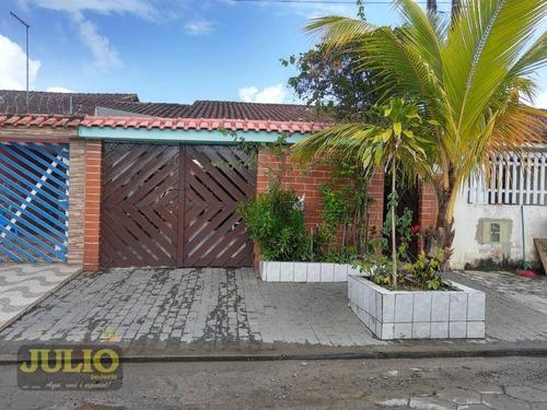Imagem 1 de 17 de Casa Com 2 Dormitórios, 70 M² Por R$ 190.000 - Agenor De Campos - Mongaguá/sp - Ca4136