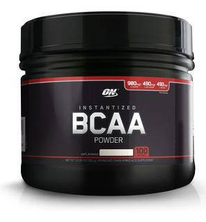 Bcaa Powder 100 Doses (300g) Optimum Nutrition Gold On