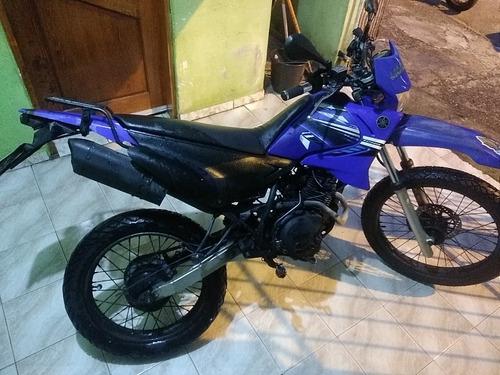 Yahama Xtz 125