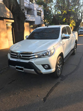 Toyota Hilux Srx 2.8tdi 6mt 4x4 Impecable