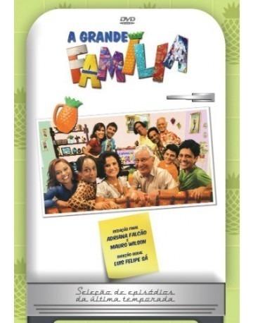 A Grande Família ( Box Com 4 Dvds)