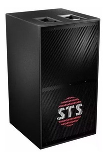 Sts Touring Series Concerto Sub Subwoofer 2x18p 4000w 4o En Cuotas