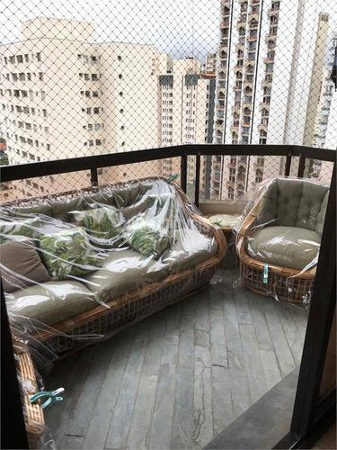 Apartamento De 220m² Com 3 Vagas Em Moema - Pj49404