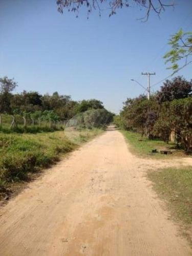 Imagem 1 de 9 de Terreno À Venda Em Chácara De Recreio Santa Fé - Te204957