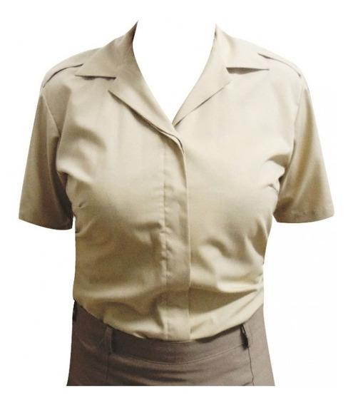 Camisa Manga Corta/larga Femenina - Ejercito Argentino