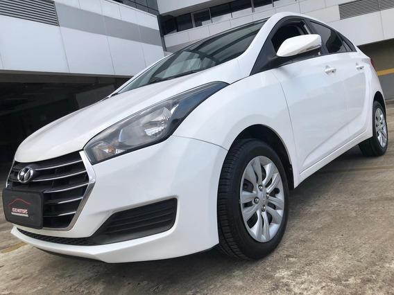 Hyundai Hb20s 1.6 Comfort Plus Flex 4p 2018