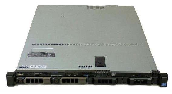 Servidor Dell Poweredge R420 2xeon E5-2450 V2 2 Sata 1tb 64g