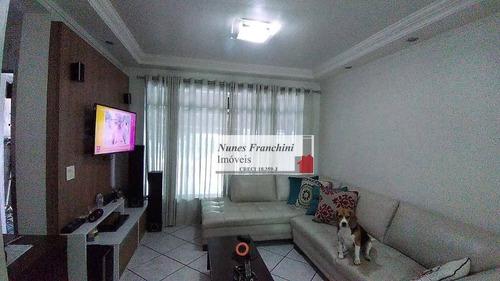 Imagem 1 de 30 de Sobrado À Venda, 142 M² Por R$ 650.000,00 - Limão - São Paulo/sp - So1471