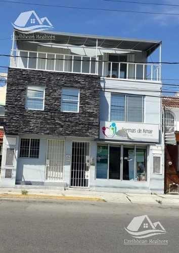 Edificio En Renta En Cancun / Sm 50