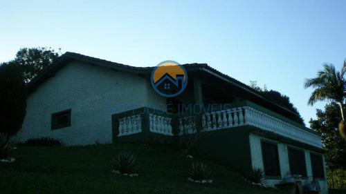 Imagem 1 de 15 de Chácara Para Venda Em Embu-guaçu, Centro Cipó, 3 Dormitórios, 1 Suíte, 3 Banheiros, 3 Vagas - Ch009_2-1189349