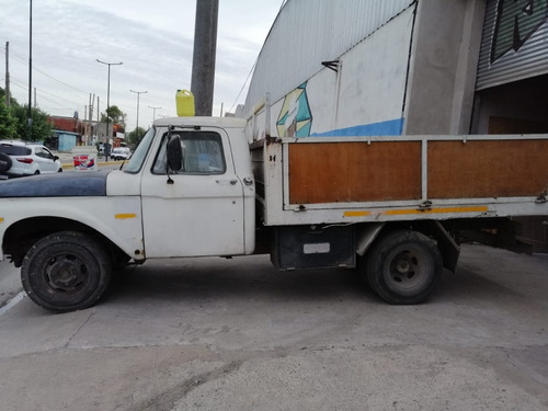 Ford F 350 V8 Gnc Camion