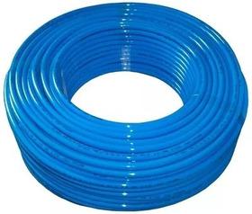 Mangueira Pneumática De Poliuretano (pu) Tubo 6mm - Azul