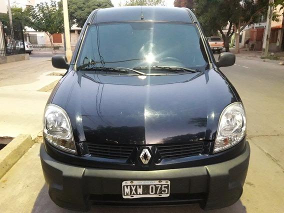 Renault Kangoo Ii 2013 Diesel Furgón Asientos Traseros 2plc.