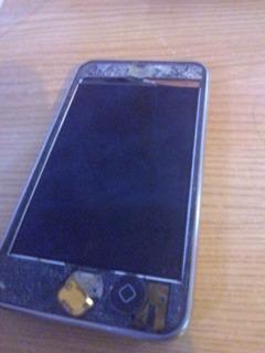 Telefono Basico iPhone 3g Pb528cl Con Detalle
