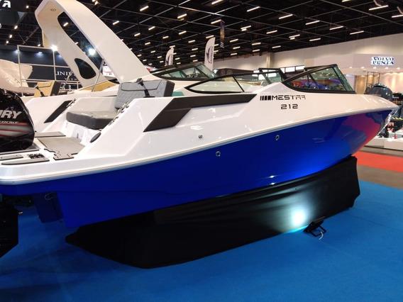 Mestra Boats 212 Ano 2019 Tecnautica!