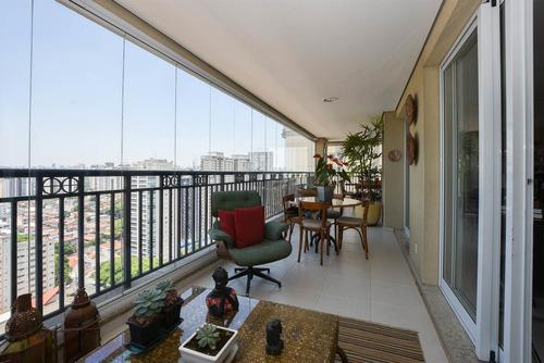 Imagem 1 de 30 de Apartamento Em São Paulo - Sp - Ap0014_elso