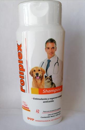 Imagen 1 de 3 de Foliplex Shampoo 350 Ml Anticaída Estimula/regenera