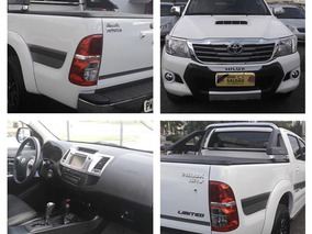 Toyota Hilux 3.0 Srv Limited Edition Cab. Dupla 4x4 Aut. 4p