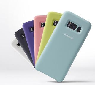 Funda Samsung Silicona Silicone Colores A20 A30 Envio Gratis