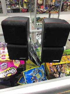 Cubos Dobles Bose Usados