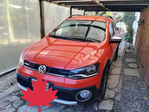 Volkswagen Saveiro 1.6 Cross Gp Cd 101cv Pack High 2016