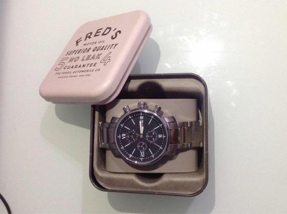 Relógio Fossil Bq1000 Masculino Original