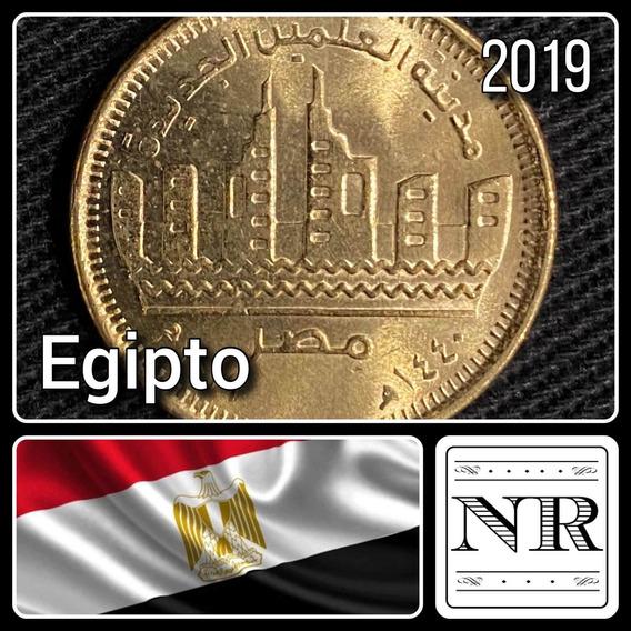 Egipto - 50 Piastres- Año 2019 - Km # Nd - Nueva Capital