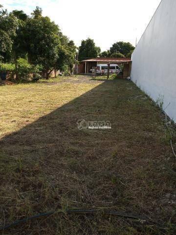 Terreno À Venda, 1200 M² Por R$ 700.000,00 - Morumbi - Paulínia/sp - Te0614