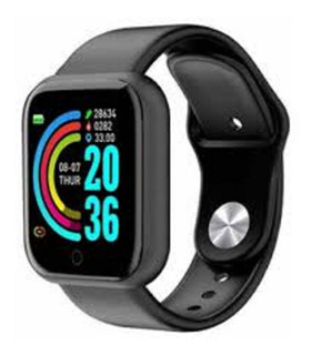 Reloj Inteligente Smartwatch Zafira D20 Ambares Import