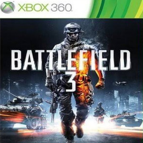 Battlefield 3 + Brinde - Xbox 360 / Xbox One Midia Digital