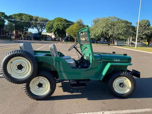 Willys Overland Jeep Cj3a