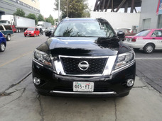 Nissan Pathfinder Exclusive 2013 Cvt, Impecable!
