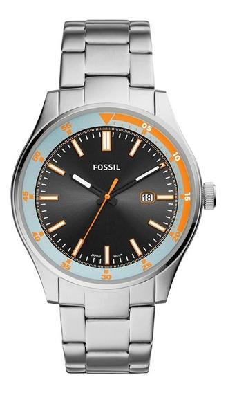 Reloj Fossil Original Extensible Metálico Fs 5534