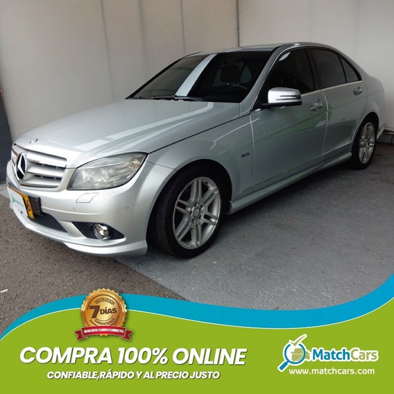 Mercedes Benz C250 Cgi Blue Efficiency Automatico 1.8