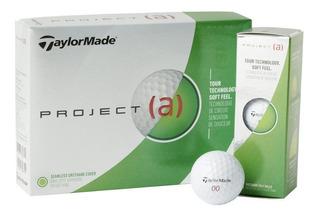 Kaddygolf Pelotas Golf Taylormade Project A Tubo X 3 Nuevas