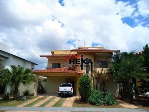 Sobrado Residencial À Venda, Residencial Granville, Goiânia - So0097. - So0097