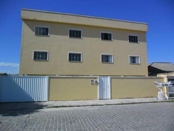 Belíssimo Apartamento Com 02 Quartos