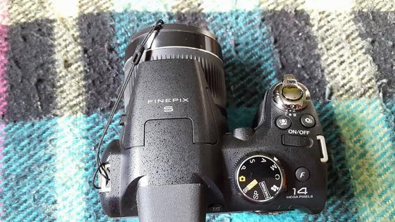 Camera Digital Fugifilm Finepix S4000 Como Nova!