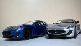 Maserati Gran Turismo Mc Stradale 1/38