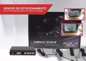 Sensor De Estacionamento Multimídia Winca Aikon M-1 Hetzer