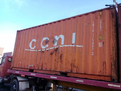 Contenedores Marítimos Container  Seco 12 Metros