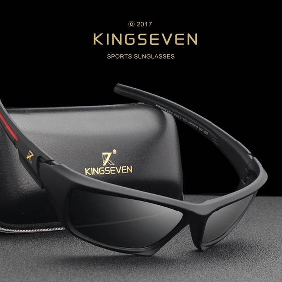 Kingseven Gafas De Sol Polarizado 400uv Negros