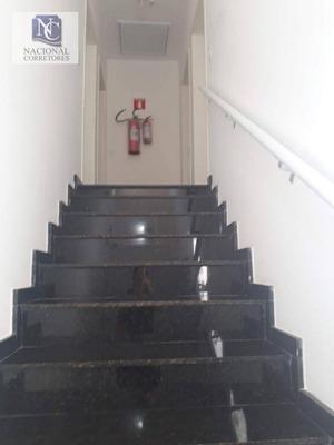 Sala Para Alugar, 60 M² Por R$ 1.500/mês - Vila Curuçá - Santo André/sp - Sa0440