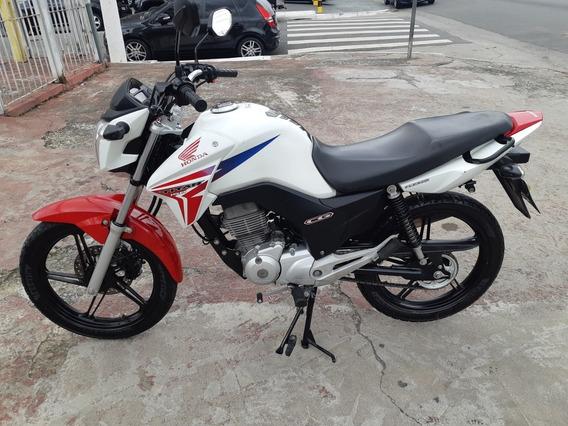 Honda Titan 150 Ex 2015
