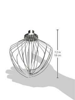 Kitchenaid Kn211ww 11-wire Látigocompatible Con Modelos