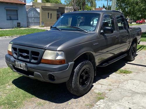 Ford Ranger 2.5 Xl I Dc 4x4 2002